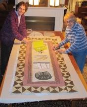 bicentennial quilt # 3